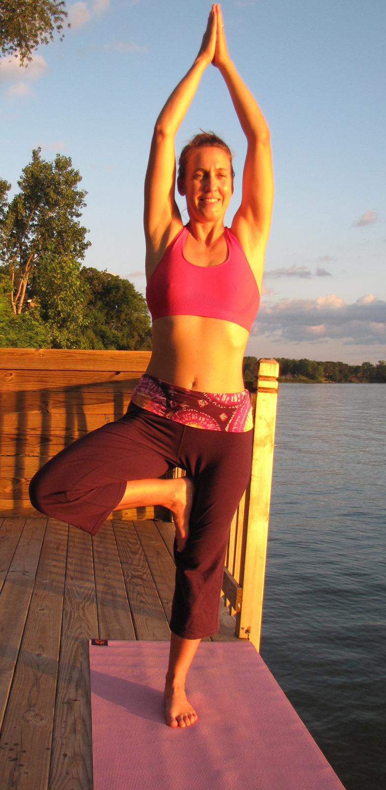 Tatiana Knight - Yes Yoga   www.y2yesyoga.com