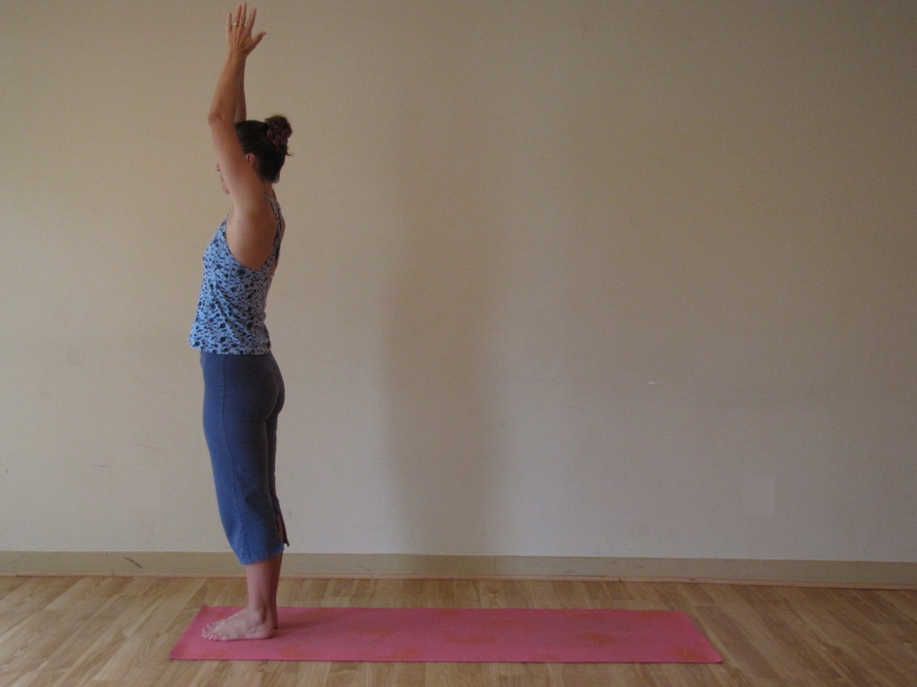 Yes Yoga - Tatiana Knight - Mountain pose